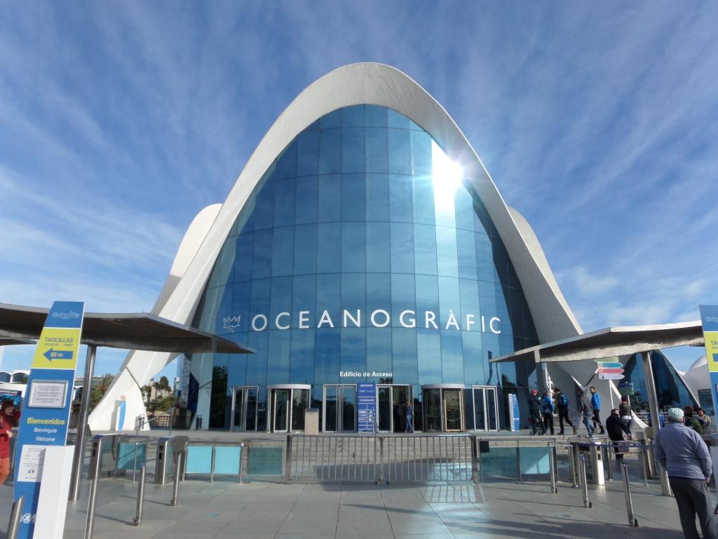 Ozeanographie Valencia