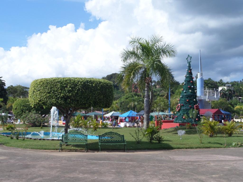 Weihnachtsmarkt von Samana, Dominikanische Republik