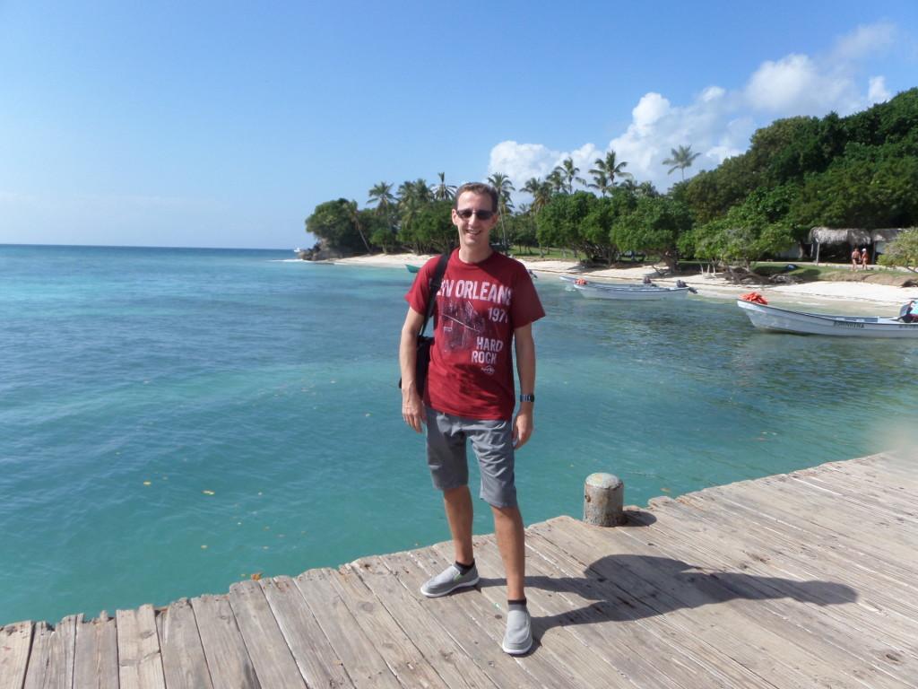 Bacardi-Insel Cayo Levantado