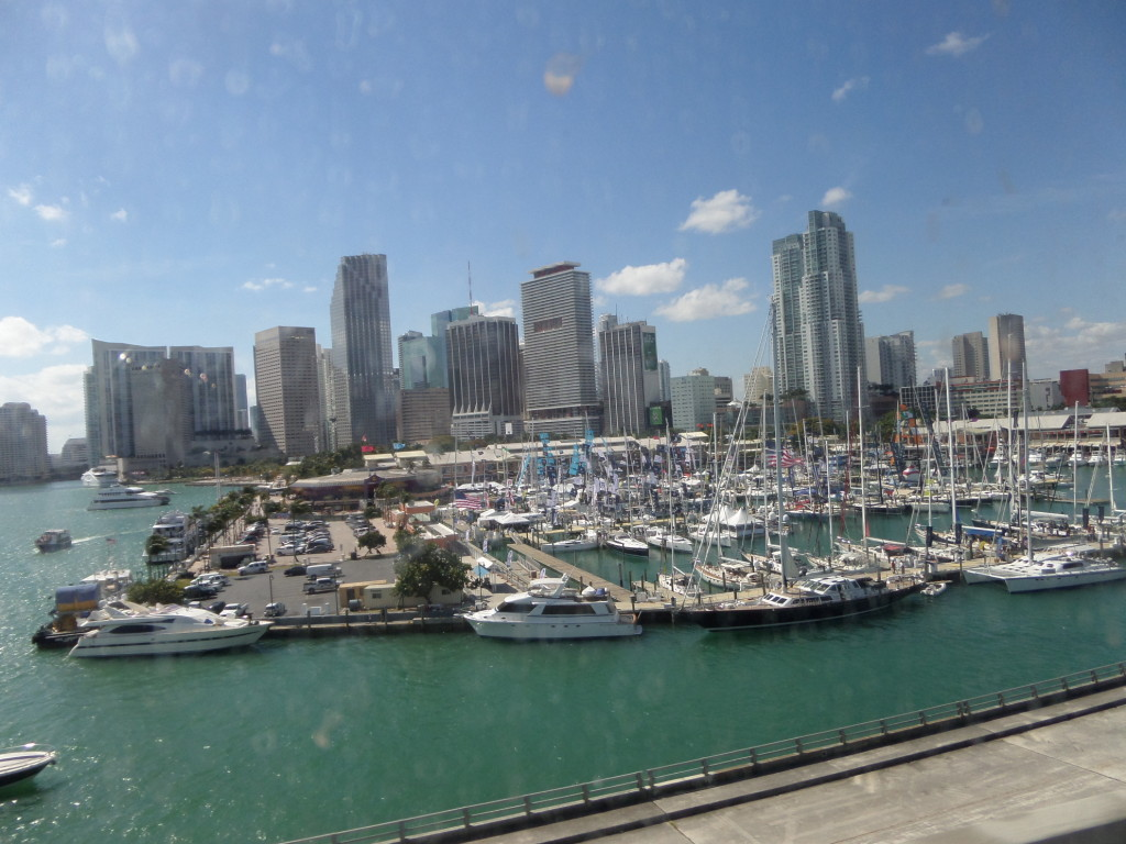 Bootsmesse in Miami
