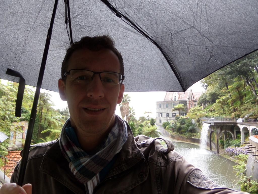 Madeira im Regen