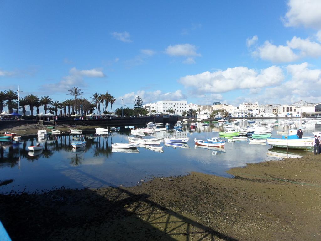 Alter Naturhafen von Lanzarote