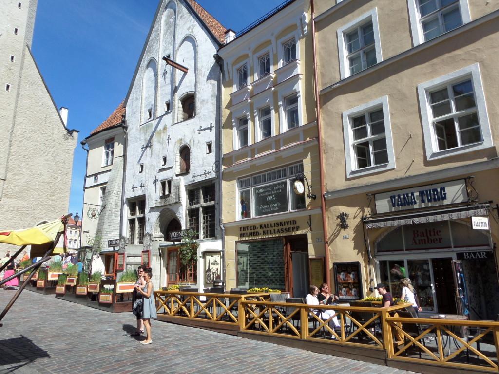 Innenstadt Tallinn