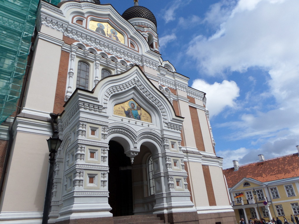 Alexander Nevski Kathedrale Tallinn
