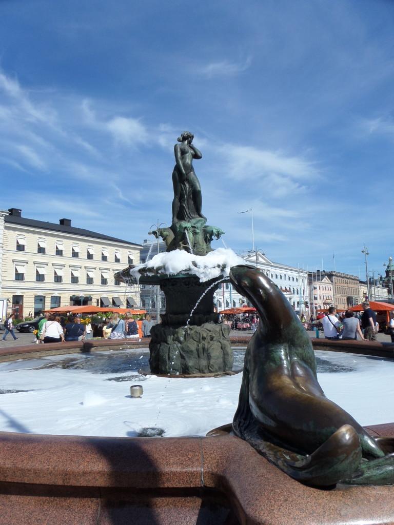 Helsinki Brunnen