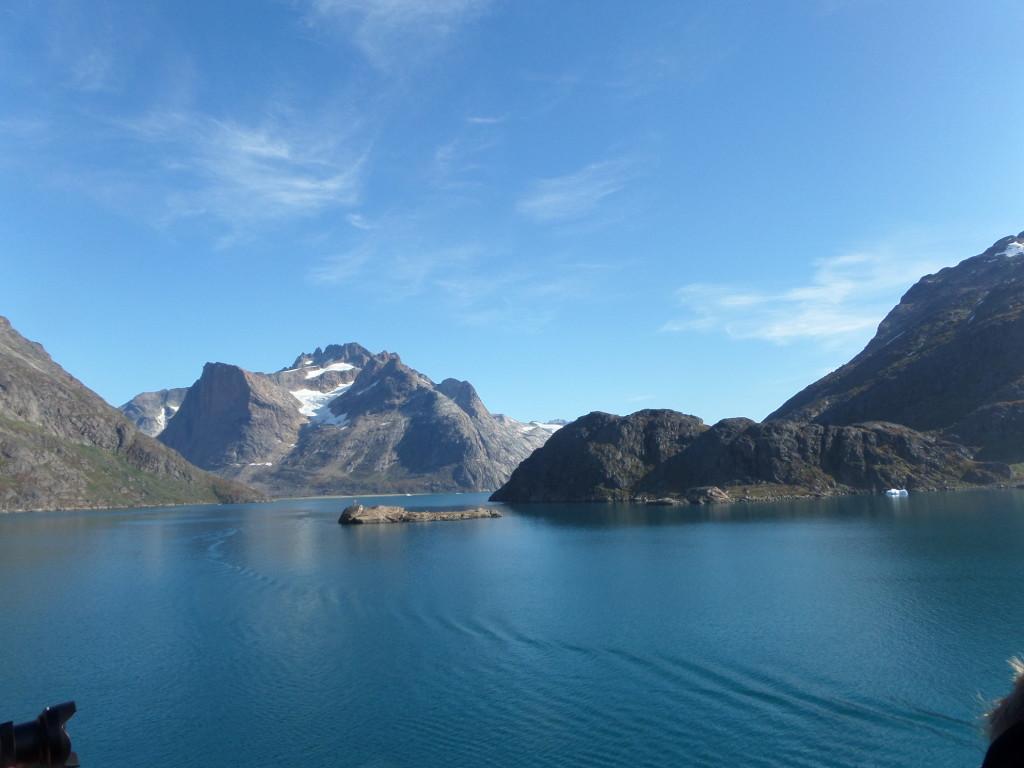Prinz Christian Sund Passage, Grönland
