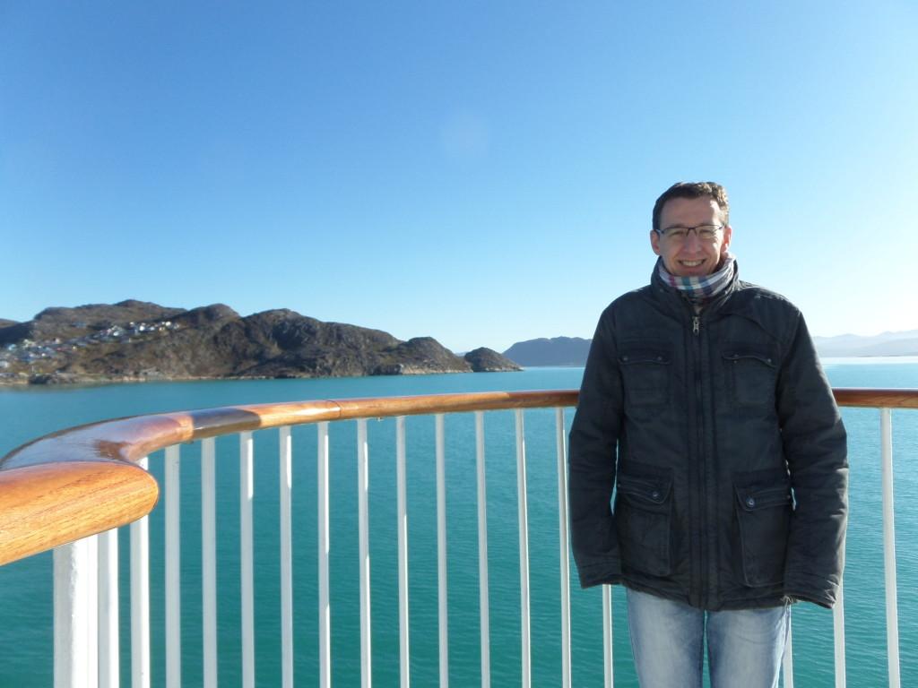Qaqortoq, vor Grönland