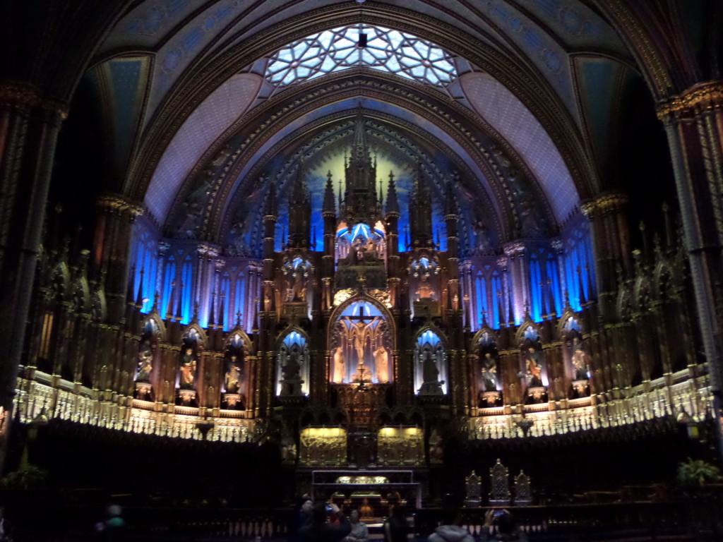 Notre Dame Basilika, Montreal