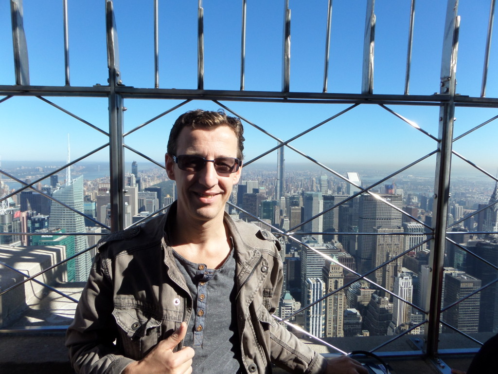 Empire State Building, 86. Stock