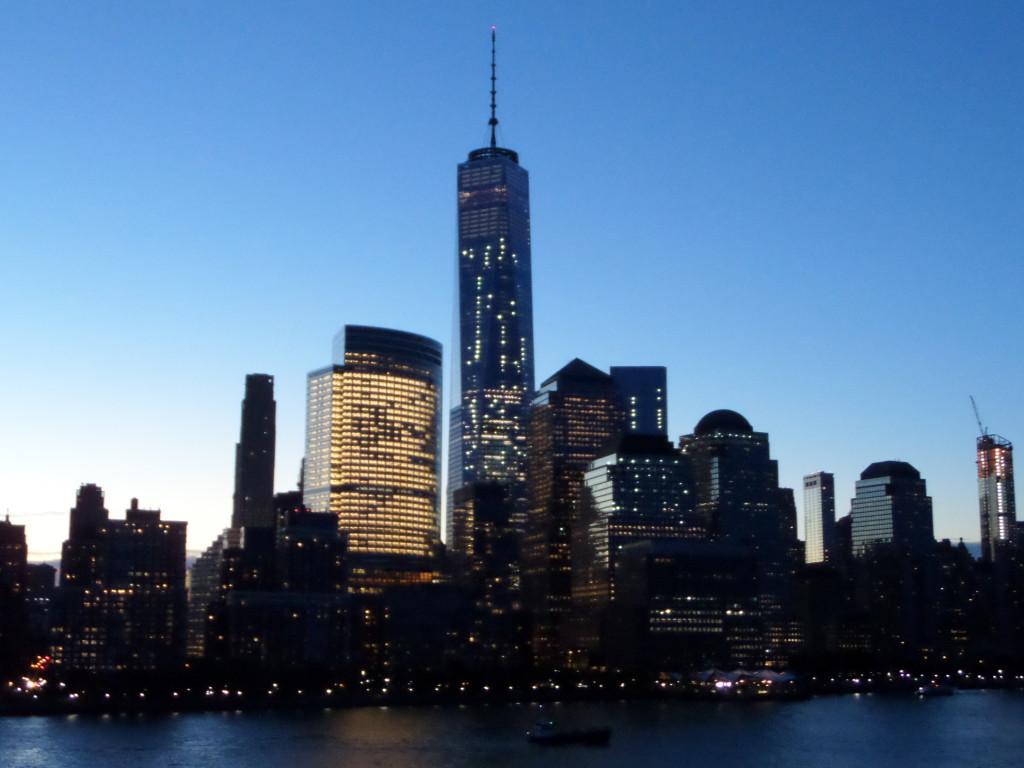 New York, Manhattan, Worl Trade Center