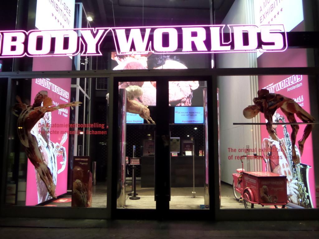 Body World Amsterdam