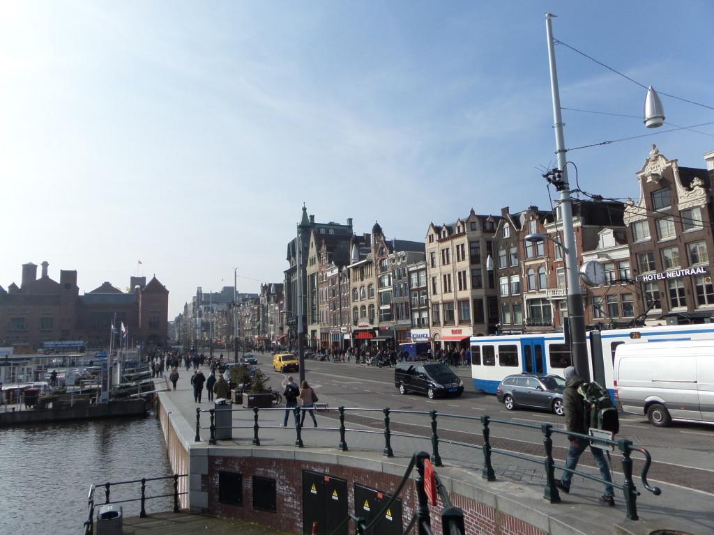 Prins Hendrikkade, Amsterdam