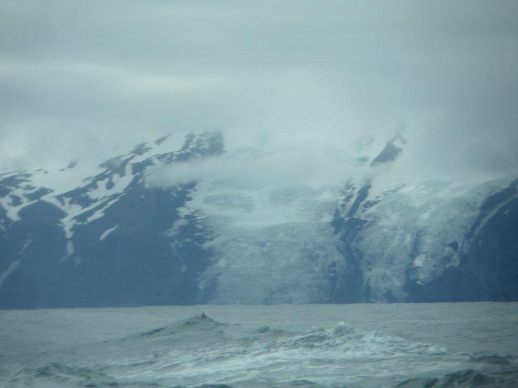 Jan Mayen Eiland in der Grönland See