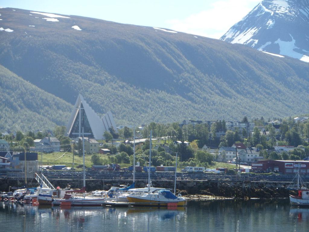 Tromso, Norwegen