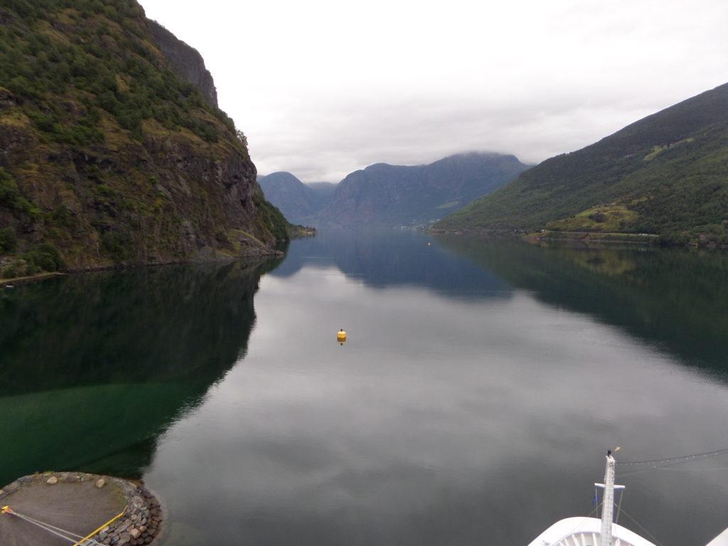 Aurland Fjord