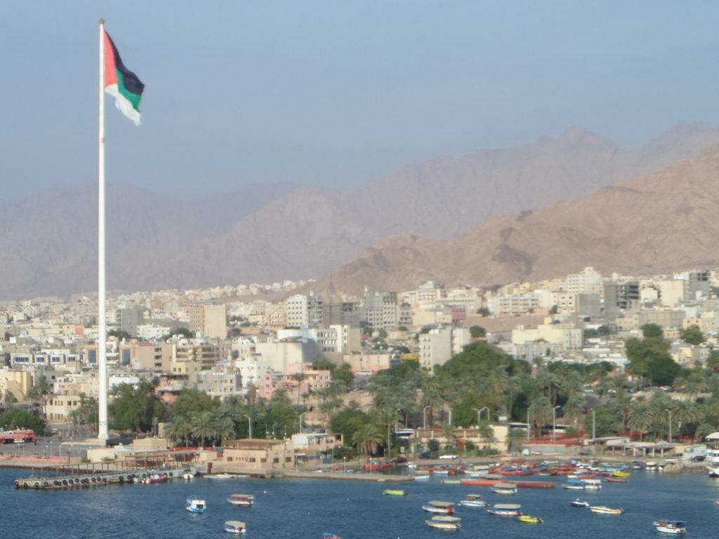 Aqaba, Königreich Jordanien