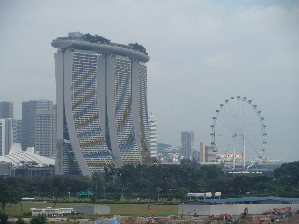 Marina Saint Bay Hotel in Singapur